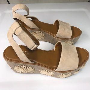 Franco Sarto Shoes - Franco Sarto platform sandals . NWOT fff2bbbfd6